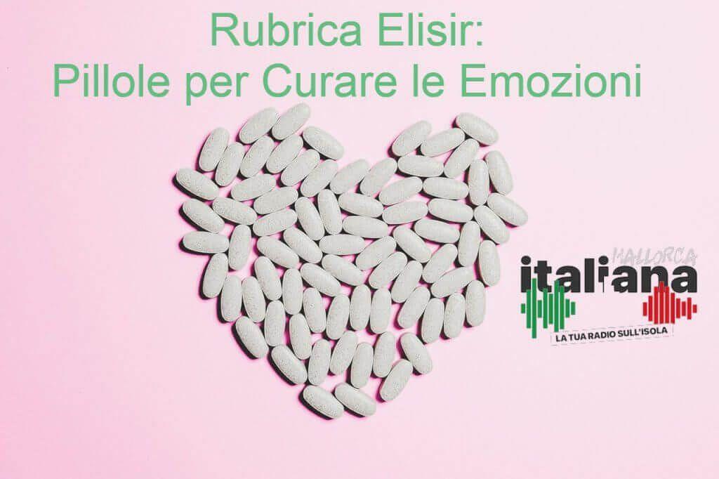 Elisir: Pillole per Curare le Emozioni.
